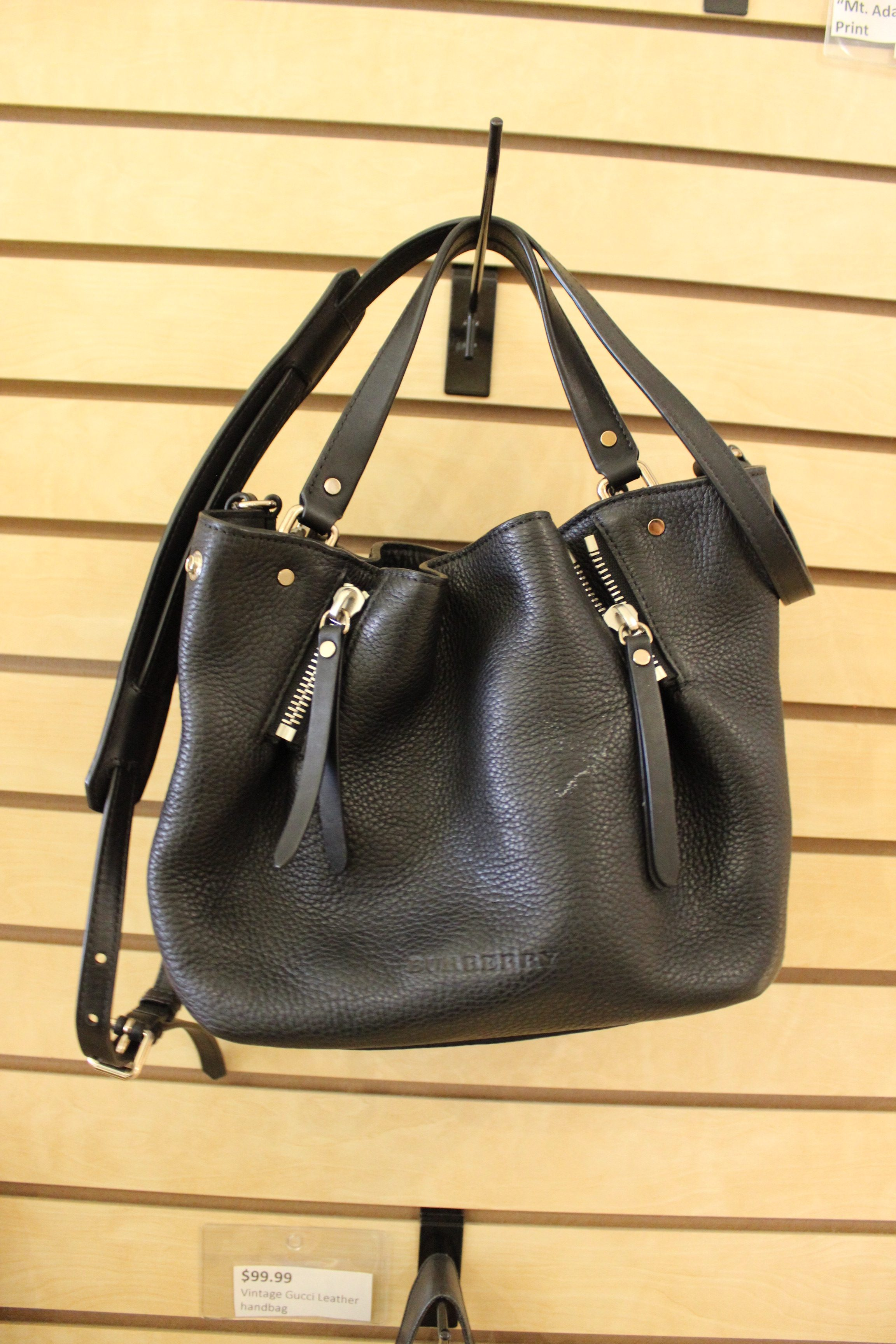 7af009ef5d6492 Used Burberry Purse For Sale | Stanford Center for Opportunity ...