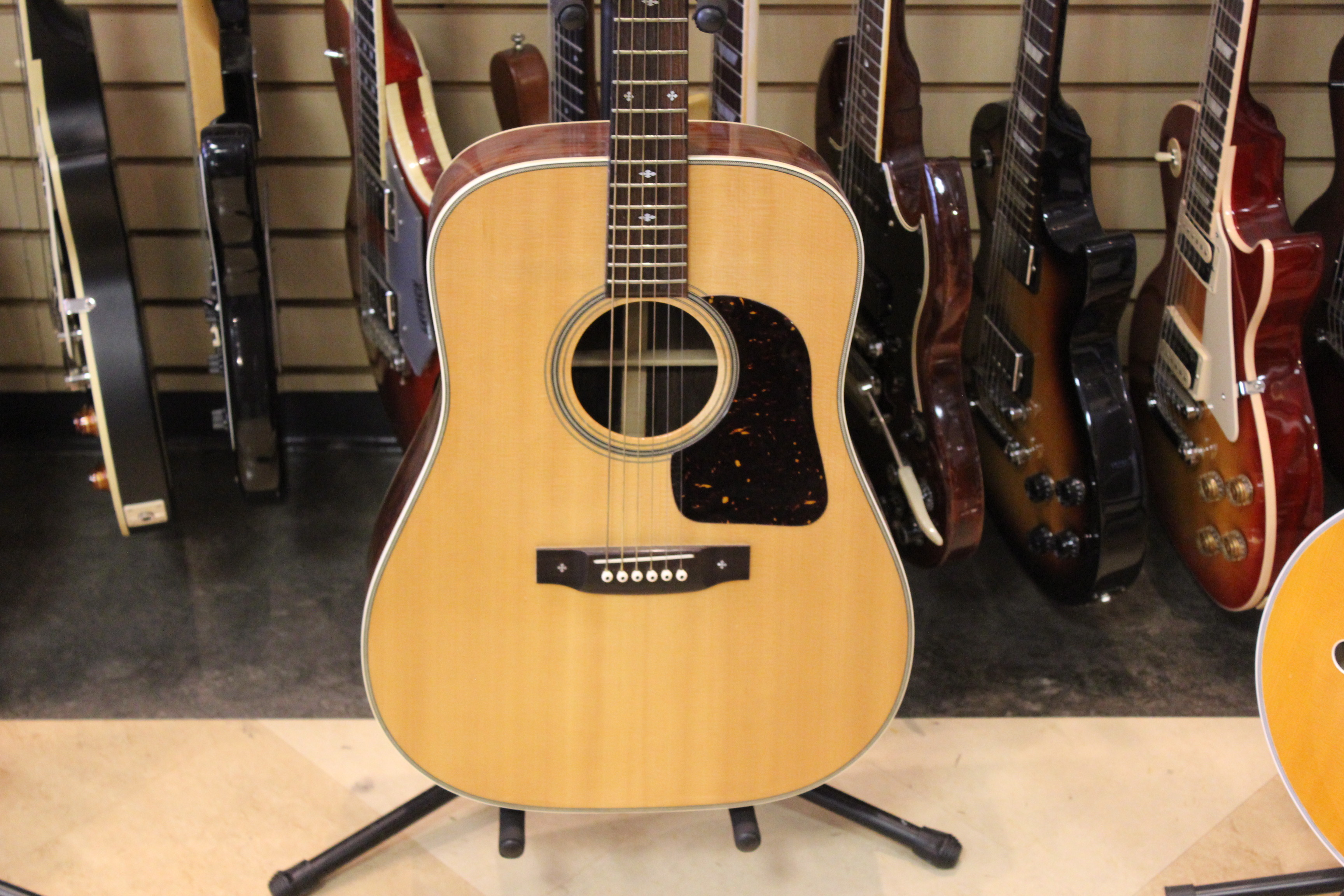 takamine f 362s acoustic guitar 1978 used ted 39 s pawn shop. Black Bedroom Furniture Sets. Home Design Ideas