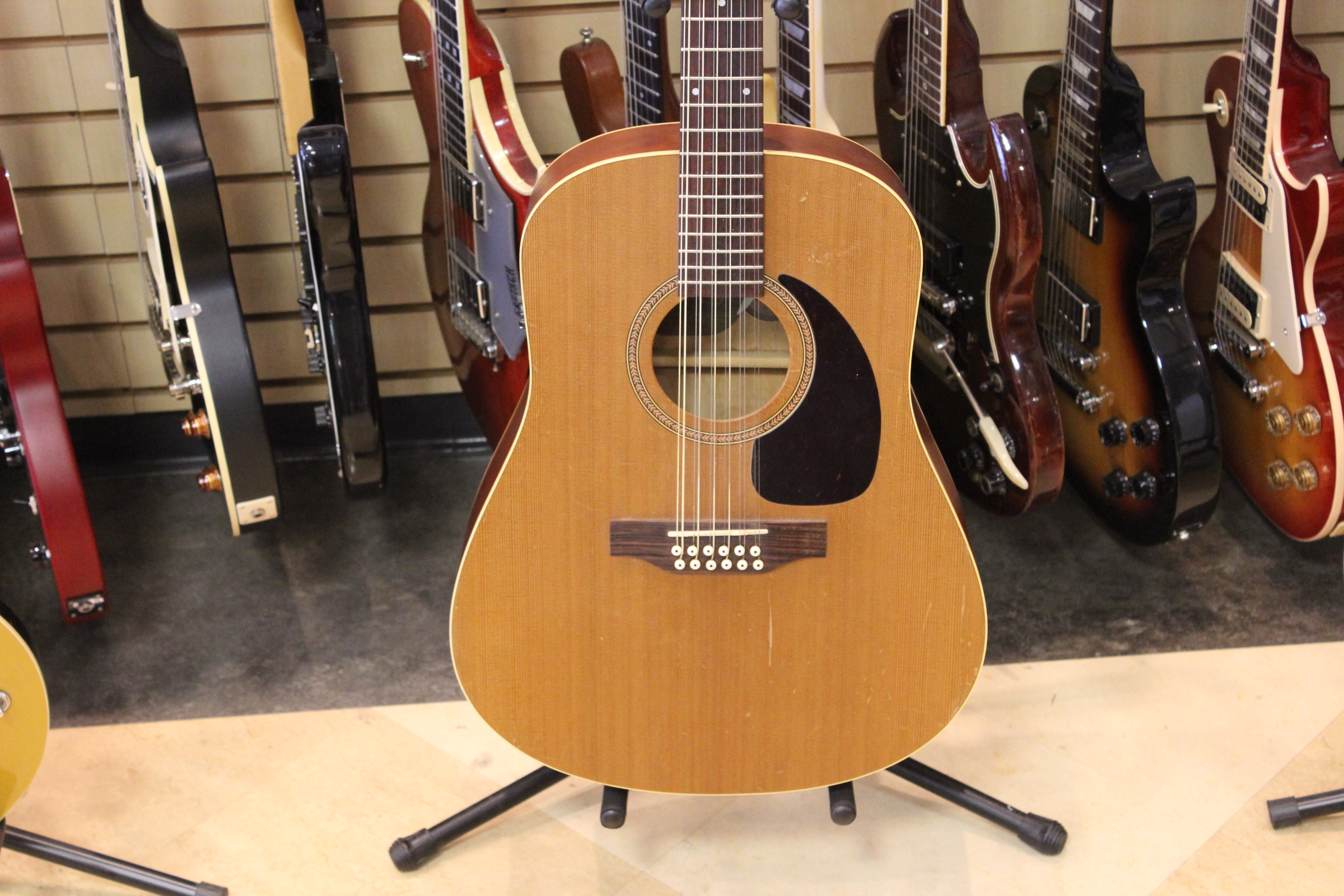 seagull 12 acoustic electric 12 string guitar used ted 39 s pawn shop. Black Bedroom Furniture Sets. Home Design Ideas