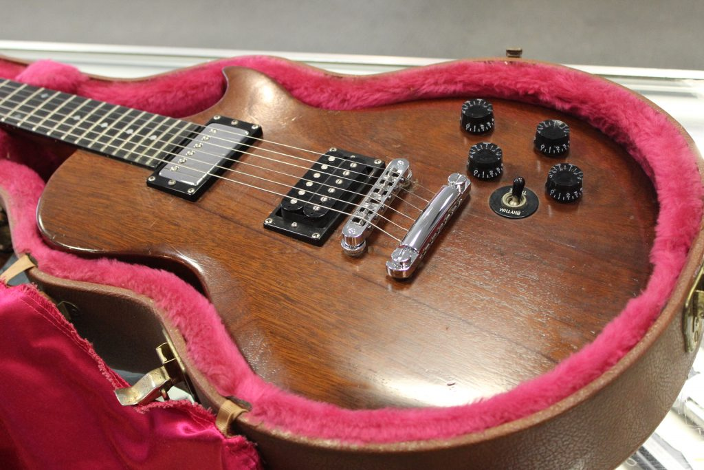 gibson the paul les paul electric guitar 1980 used see description ted 39 s pawn shop. Black Bedroom Furniture Sets. Home Design Ideas